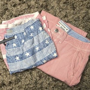 ➡️ American Eagle - Trinity Collection shorts